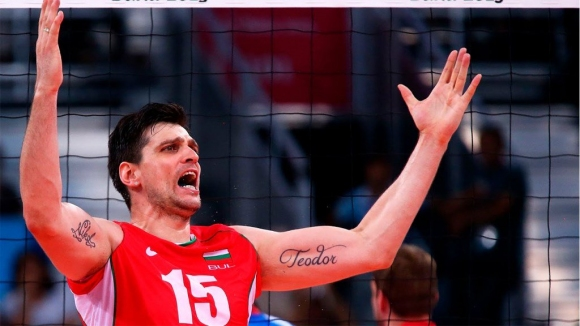 Тодор Алексиев подписа договор за 1 сезон с Олимпиакос