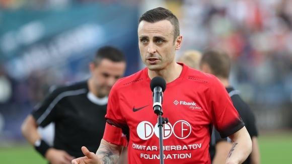 Бербатов: Футболист, играещ треньор, мениджър или управленец? Ще видим!