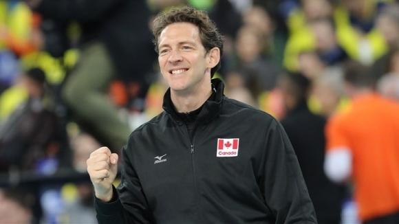 Стефан Антига: Това е невероятно постижение за Канада