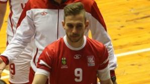 Левски се подсили с шампион