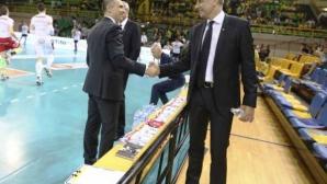 Радо Стойчев си взе помощника от Тренто