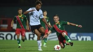 """България аут от Евро 2017, """"лъвовете"""" бесни на съдията (видео)"""