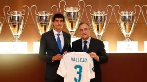 Перес представи новия в Реал и призова: Да направим още крачка напред