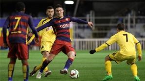 Хайдук се подсили с футболист от Барселона за мачовете срещу Левски