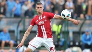 Десподов: Готови сме да започнем с победа срещу Славия