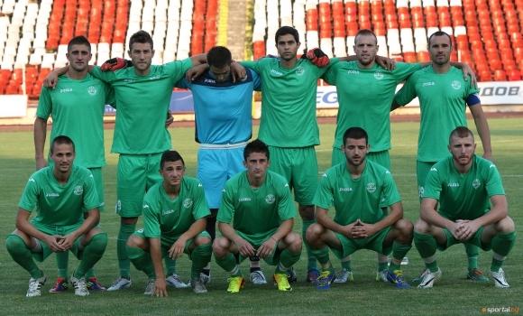 Вихрен започна подготовка с 28 футболисти