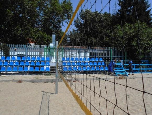 Първият турнир от Националната верига по плажен волейбол в Пловдив тази седмица