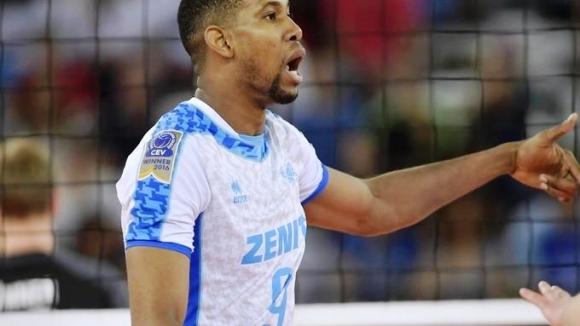 Вилфредо Леон №1 по заплата във волейбола