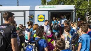"""Близо 1000 души се качиха в планината със """"зелена линия Витоша"""" от началото на юли"""