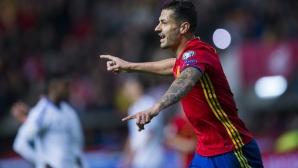 Атлетико Мадрид потвърди трансфера