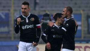 Влиятелни фенове на Локо (Пловдив) се срещнаха с тарторите в отбора