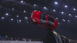 Новият Jaguar E-Pace влиза в книгата рекордите (Видео)