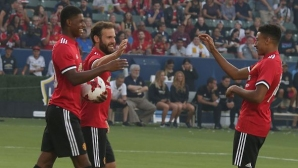 Рашфорд засенчи Лукаку, Юнайтед вкара 5 (видео)
