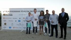 Отборът на Краси Балъков спечели 9-ия международен голф турнир BlackSeaRama VIVACOM Pro-Am (снимки)