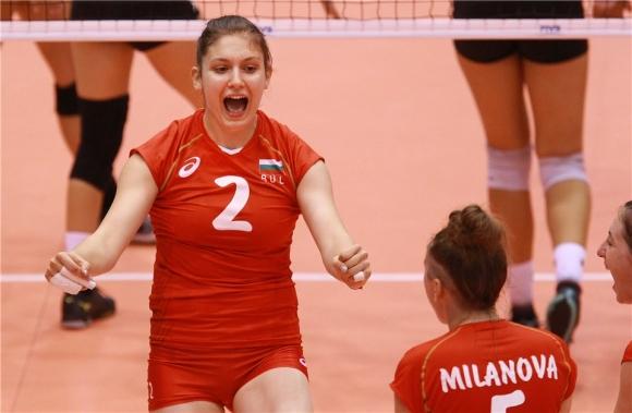 България в Топ 8 на Мондиала за девойки  след драма срещу Мексико