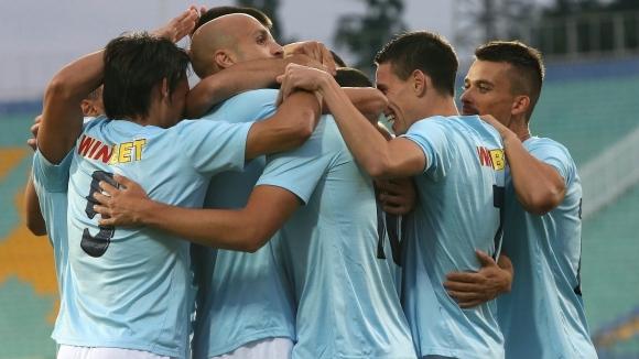 Лесно начало за Дунав в Първа лига (видео+галерия)