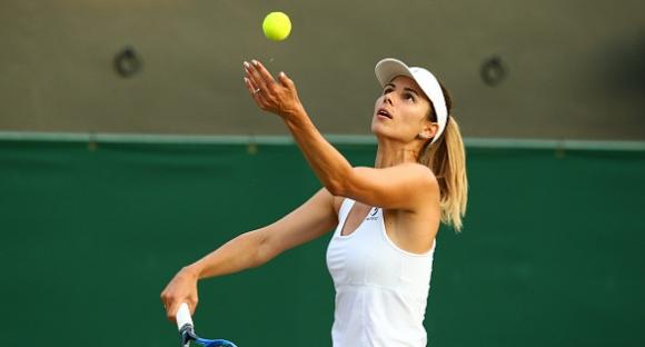 Пиронкова прогресира с 8 места в ранглистата