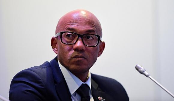 Отстраниха Франки Фредерикс от IAAF до приключване на разследването за корупция