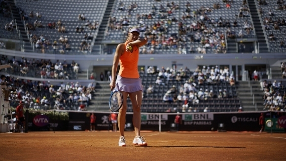 Шарапова не смее да мисли за US Open, но няма да се отказва
