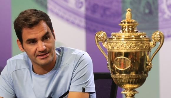 """Ще захапе ли Федерер и """"Голямата ябълка""""?"""