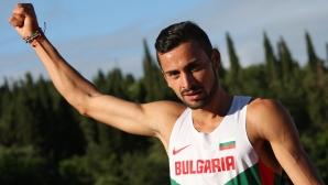 Митко Ценов ще представя България на Диамантената лига в Монако
