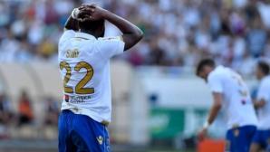 1:0 не е добър резултат за Хайдук