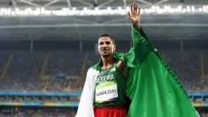 Олимпийски шампион пропуска СП в Лондон