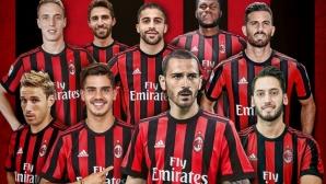 Милан фабрикува нова 11-орка за скудето с рекорден харч