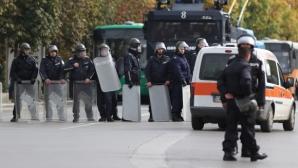 """Засилено полицейско присъствие на """"Герена"""""""