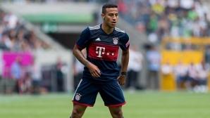 Тиаго предсрочно се прибра в Мюнхен
