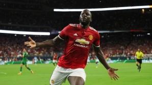 Манчестър Юнайтед с историческа победа над Сити