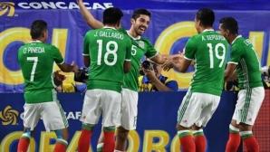 Мексико победи Хондурас на четвъртфиналите