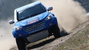 Hyundai off-road racing team ще се бори за победа на Баха България в Русе