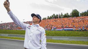 """Верстапен събира феновете на """"Спа"""" както навремето правеше Шумахер"""
