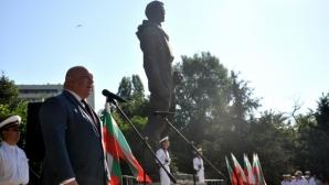 Министър Кралев рецитира Вапцаров (видео)