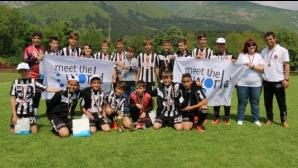 Огромен успех за юношеския ни футбол - Локо (Пловдив) е в топ 4 на най-големия турнир в света