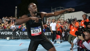 Болт не се даде на 100 метра в Монако