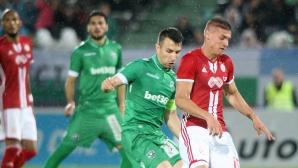 ЦСКА-София срещу Лудогорец в първото голямо дерби за сезона