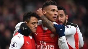 Арсенал отхвърли оферта за Кийрън Гибс