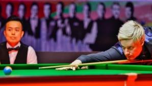 Робъртсън надделя над Фу и стигна финала в Хонконг