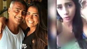 Дъщерята на Ромарио се снима чисто гола в басейна (видео)