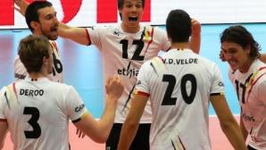 Белгия крачи към Мондиал 2018, Германия и Естония остават в играта