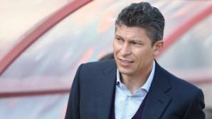 ЦСКА-София готви смяна, гласи Балъков за треньор