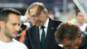 Дерменджиев: В Европа не винаги може да играем добър футбол