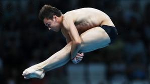 Британецът Том Дейли спечели от 10-метровата кула