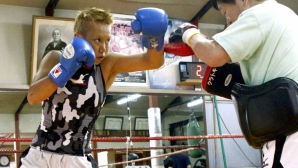 Боксьорка смени своя пол, стана мъж