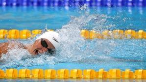Кейти Ледецки с рекорд на шампионатите