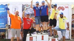 Иванчев и Николов победиха джиповете на Баха България