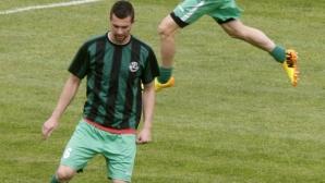 Вихрен ще играе контрола с носителя на купата на Македония