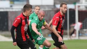 Лудогорец 2 започна с успех новия сезон във Втора лига